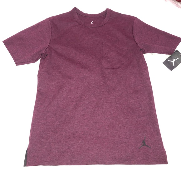 3a46f1ecb271 Michael Jordan Shirt - Burgundy
